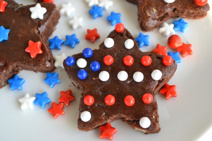 4th of July Brownies #SweetworksPatriotic - Mommy Snippets (7)