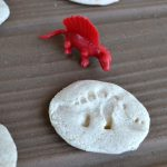 DIY Dinosaur Fossils {A #FandangoFamily #JurassicWorld feature}