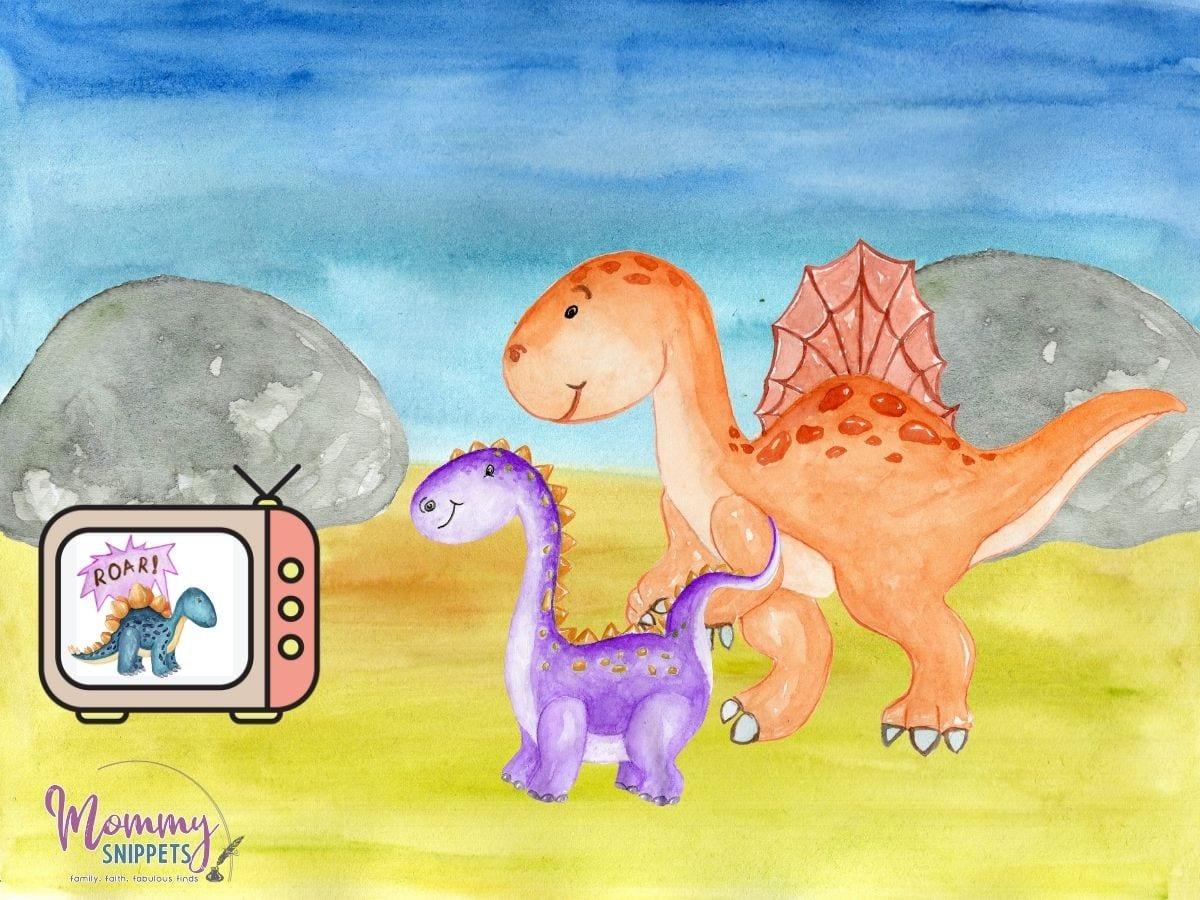Dinosaur Shows and Movies on Netflix Any Kid Will Enjoy