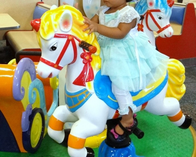 Reasons to book your child's birthday party at Chuck E. Cheese's- Mommy Snippets (315)