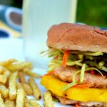 Stir-Fry Burger : An H-E-B #PrimoPicks Burger Bash Recipe