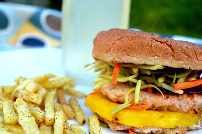 Stir-Fry Burger : An H-E-B #PrimoPicks Burger Bash Recipe