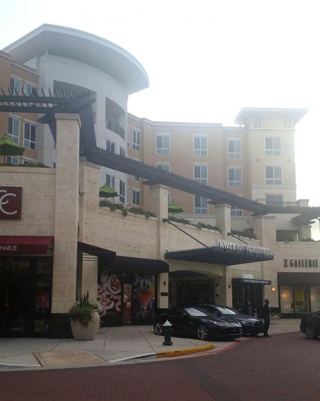 Hyatt Market Street Woodlands Hotels Houston (8)
