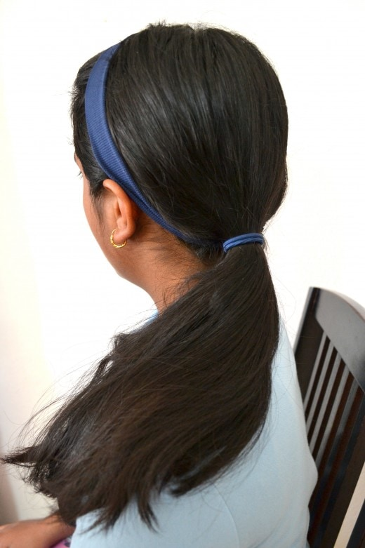 Straight Hairstyles On Natural Hair
