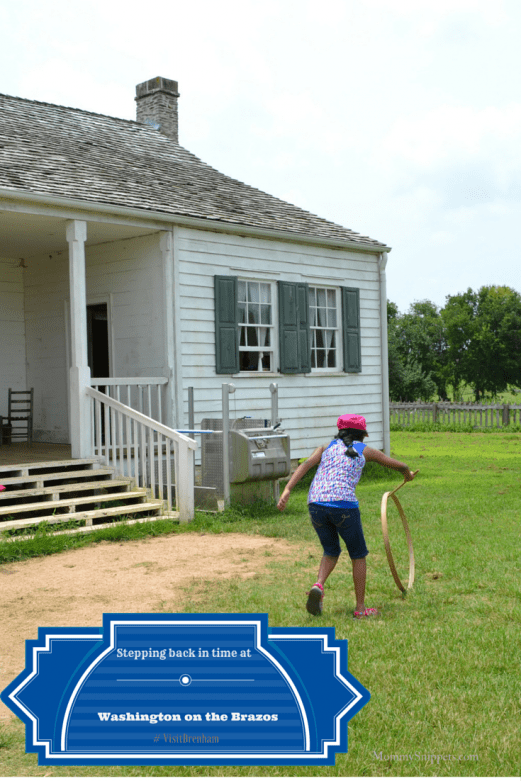 Stepping back in time at Washington On The Brazos - Mommy Snippets