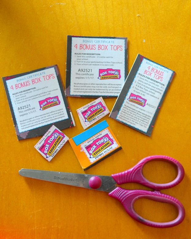 5 ways to collect more Box Tops #BTFE MommySnippets.com #Sponsored (16)