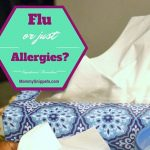 Do I have the Flu or just Allergies?