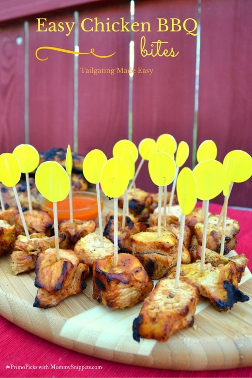 Easy Chicken Bbq Bites Other Must Try Tailgating Recipes