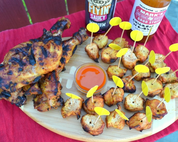 Easy Chicken BBQ Bites for your next tailgating party #PrimoPicks with MommySnippets (47)