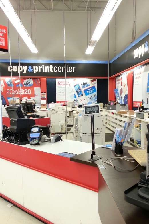 Find a Staples ® Print & Marketing Services Store: SEARCH With more than 1, locations in the U.S., Staples ® Print & Marketing Services has a network of stores coast to coast that will help you make a great impression, promote like never before and get people talking about your business.