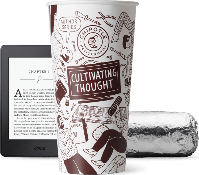 cup-burrito-kindle