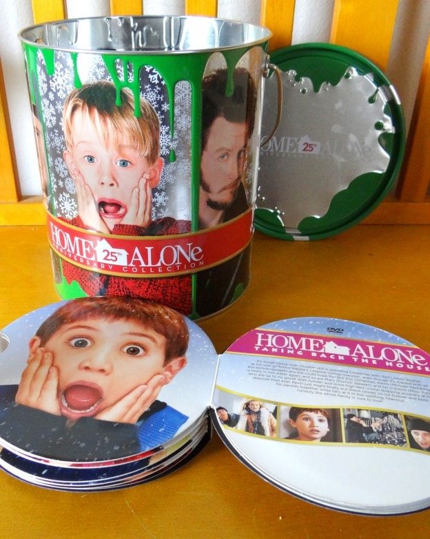 Home Alone 25th Anniversary Collection (1)