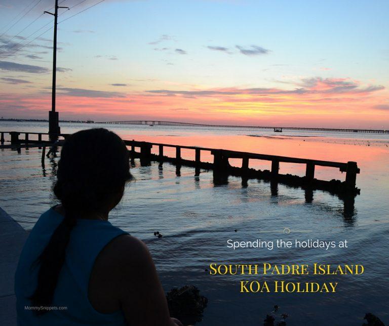 Spending the holidays at South Padre Island KOA Holiday