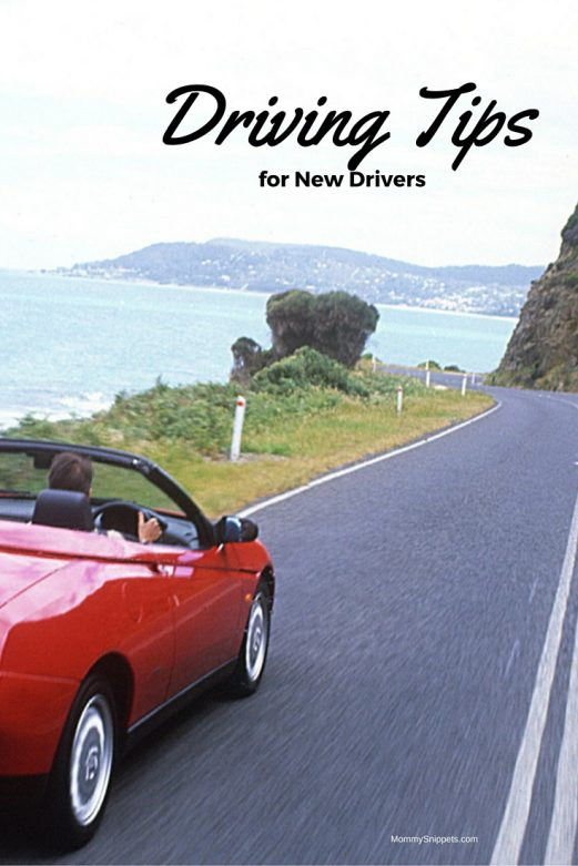 Driving Tips for New Drivers (1)
