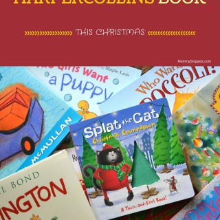 Gift a HarperCollins book to your child this Christmas