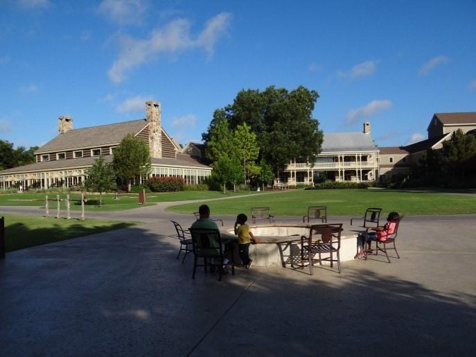 Hyatt Regency Lost Pines Austin (Photo Credit: Mommy Snippets)