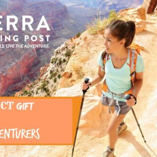 The perfect gift for outdoor adventurers