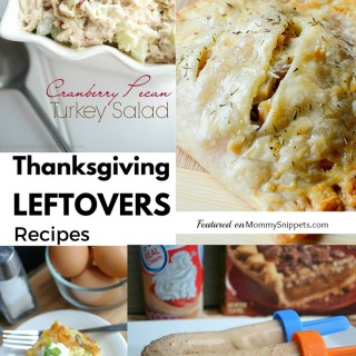 Jazz up those Thanksgiving Leftovers with these recipes.