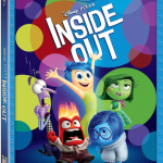 Inside Out is available on Blu-Ray and DVD {+ A Digital Code Giveaway & Freebies!}