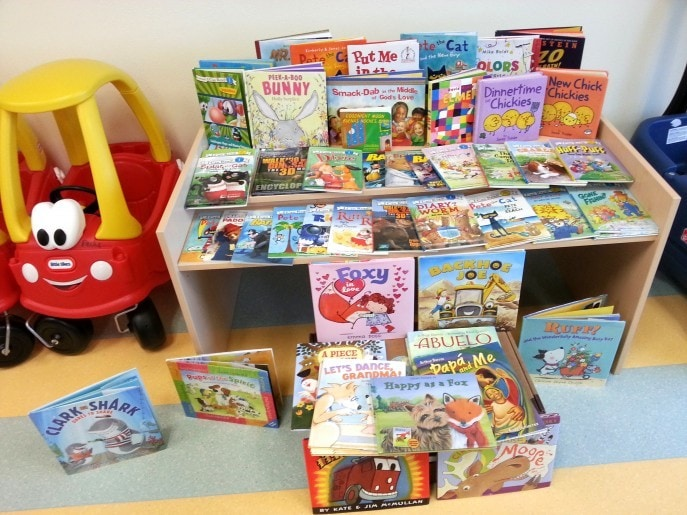 Books-Harper-Collins-Cancer-Childrens-Hospital-Donation-Mommy-Snippets-687x515