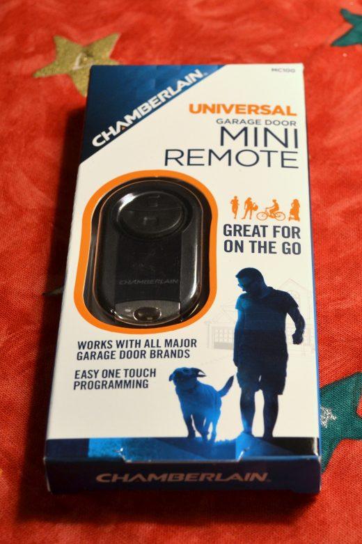 Chamberlain's Mini Remote