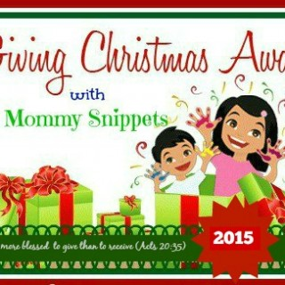 Our Giving Christmas Away 2015 Event is here! (5th year running)