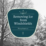 Removing Ice from Windshields