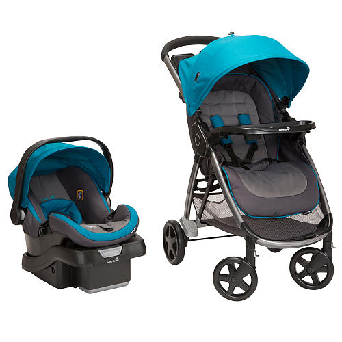 Safety St Step And Go Travel System Stroller