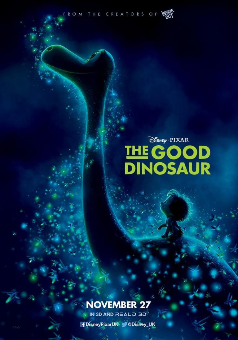 Know Before You Go: The Good Dinosaur {A #FandangoFamily Movie Review + Activity Sheets}