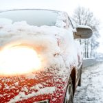 How to safely remove ice from your vehicle's windshield