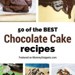 50 of the best chocolate cake recipes