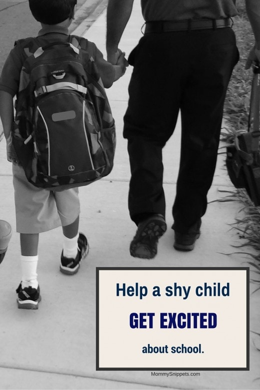 Help a shy child get excited about school- MommySnippets.com #BreakTheNorm #IC #Ad (1)