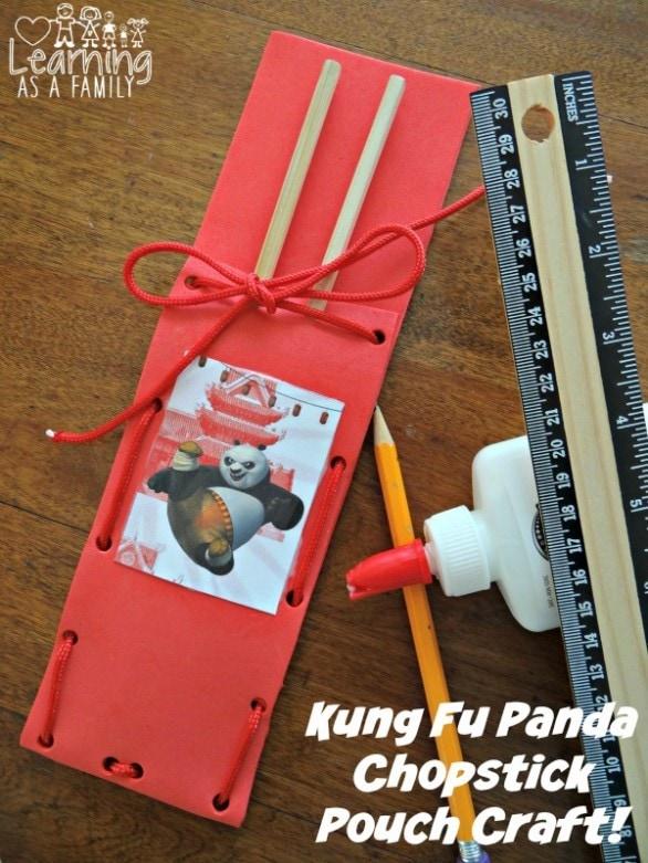 Kung-Fu-Panda-Chopstick-Pouch-Craft