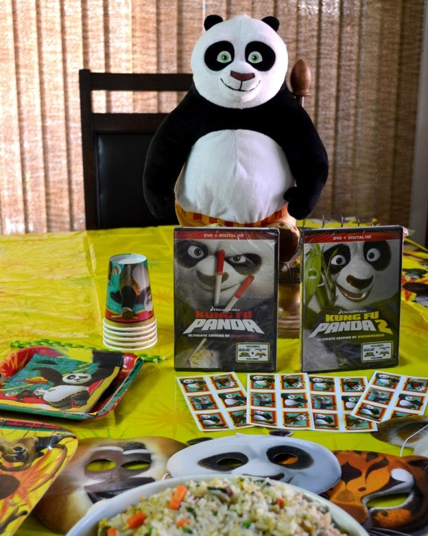 Kung Fu Panda Party Ideas {Recipes, Crafts and MORE!} - MommySnippets.com #Sponsored #FHEInsiders #PandaInsiders #PandaParty (4)