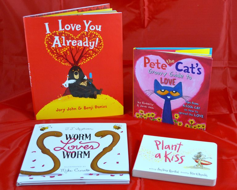 4 sweet Valentine's Day books for kids