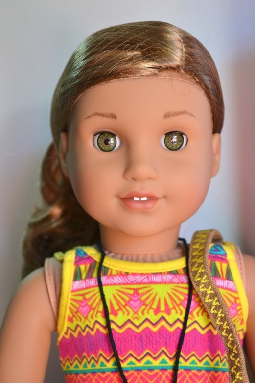 Everything you want to know about Lea Clark, American Girl's 2016 Girl of the Year - MommySnippets.com #Client (17)