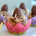 How to make Easter Blondie Bites