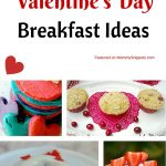 What would make a perfect Valentine's Day breakfast?