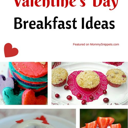 Valentine's Day Breakfast Ideas- MommySnippets.com