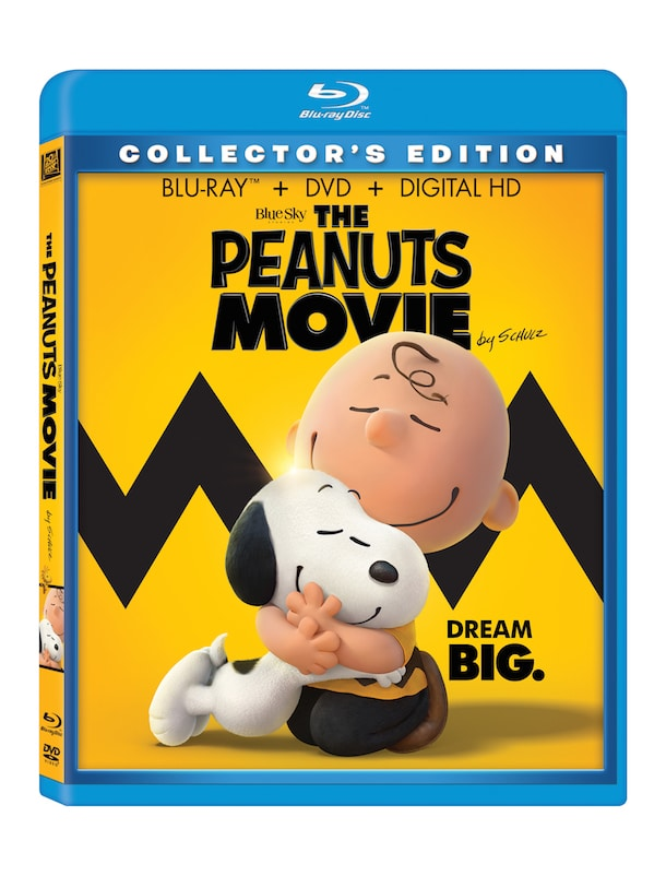 Get your hands on The Peanuts Movie Limited Edition Gift Set {+ a #PEANUTSInsiders Giveaway}