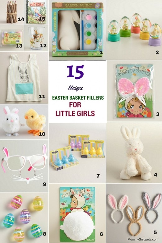 15 things that will make a little girl's Easter basket unique- MommySnippets.com #BeABetterBunny #Sponsored (1)
