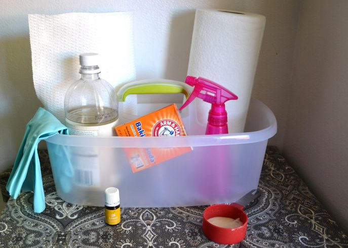 How to make an all surface cleaner that works. - MommySnippets.com #SpringClean16 #Sponsored (56)