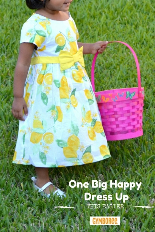 One Big Happy Dress Up this Easter- MommySnippets.com #OneBigHappy #Sponsored