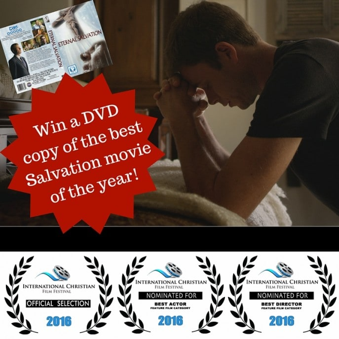 Win a DVD copy of the best Salvation Movie of the year! (2)