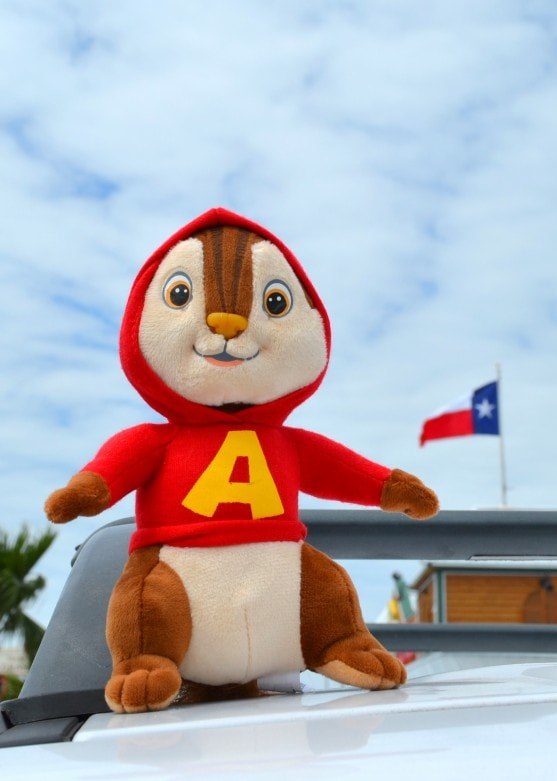 Alvin and The Road Chip (1)