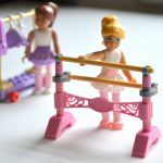 Have you seen the new American Girl construction sets?