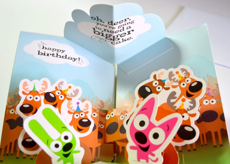 Hallmark Sound Cards add fun to the celebrations