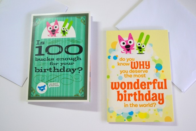 Hallmark Sound Cards add fun to the celebrations- MommySnippets.com #Musical GreetingCards #SoundCards #Hallmark (ad) (2)