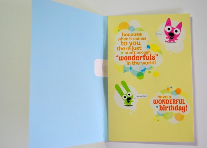 Hallmark Sound Cards add fun to the celebrations- MommySnippets.com #Musical GreetingCards #SoundCards #Hallmark (ad) (4)