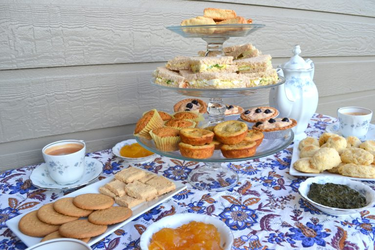 How to Host the Perfect High Tea: High Tea Recipes and Tips